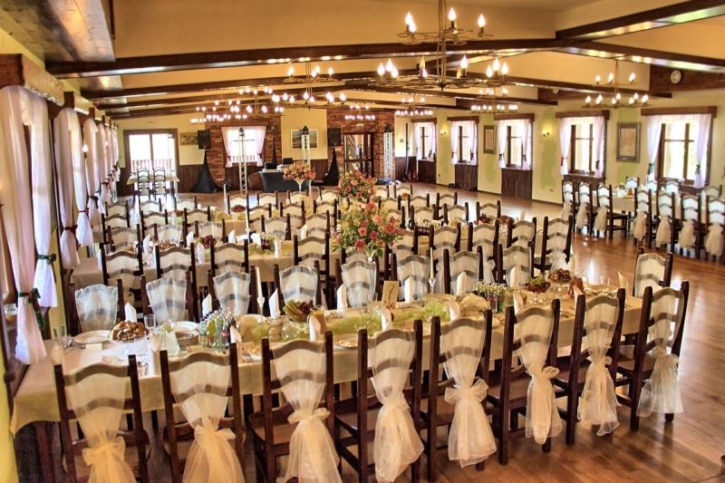 Czym się kierować przy wyborze lokalu weselnego?