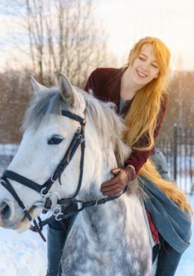 Jazda konna, hobby, które wyjdzie Ci na zdrowie
