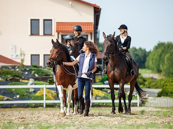 Ośrodek jeździecki